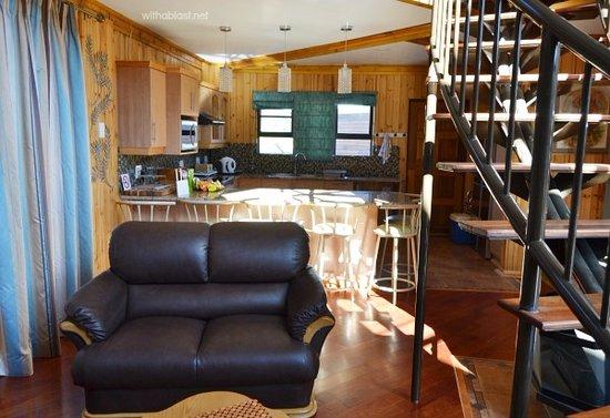 lovely large open plan kitchen lounge area luxury suite rh tripadvisor com