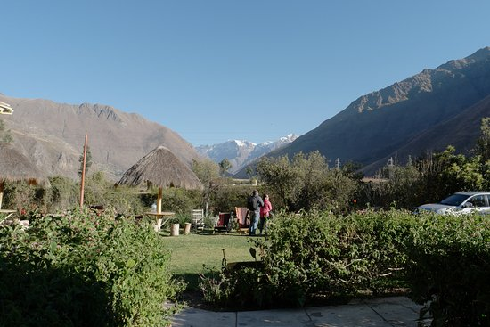 Good place to stay before trekking the Inca Trail