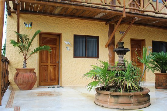 Hotel Casa Lupita: Habitaciones de la primer planta