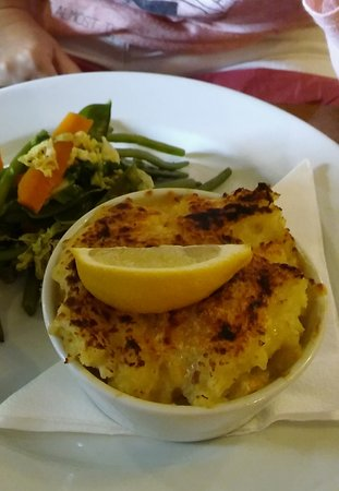 The Spyway Inn: Fantastic fish pie!
