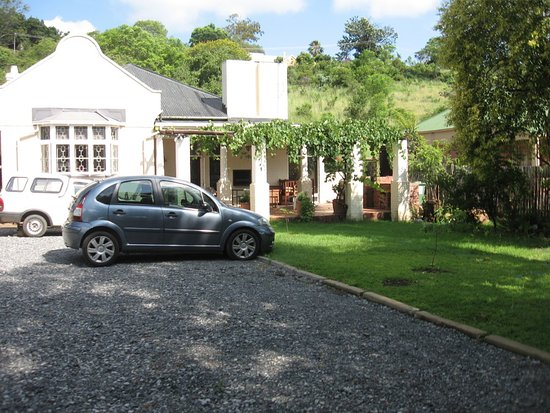 Ladysmith, South Africa: Main House View