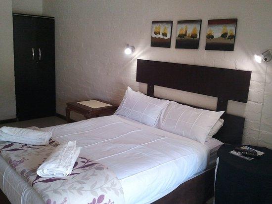 Ladysmith, Sudáfrica: Double bed Unit