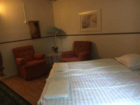 Fleninge Motel : vårt rum
