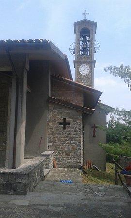 Romagnese, Italien: Chiesa parrocchiale di Nostro Signore Gesù Cristo Lavoratore