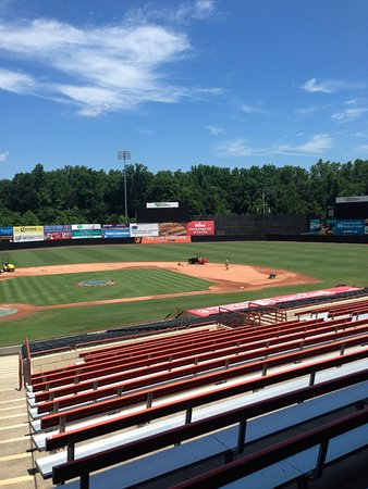 Bowie, MD: A look inside Prince George's Stadium, home of the Baysox