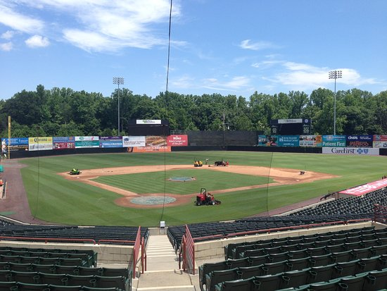 Bowie, MD: This stadium is perfect for a fun, family night out.