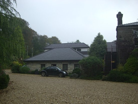 Tre-Ysgawen Hall, Country House Hotel and Spa Foto