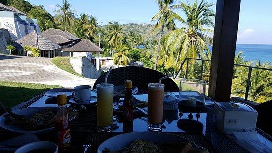 Pemenang, Indonesia: Breakfast