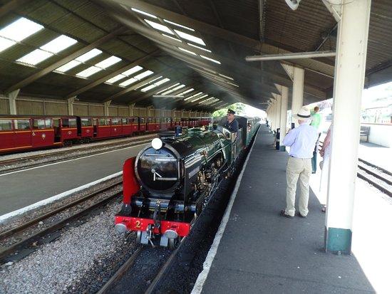 Littlestone-on-Sea, UK: Romney Station