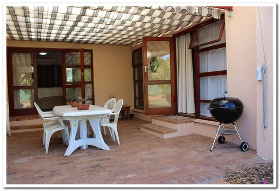 Table View, Sudafrica: Weber BBQ