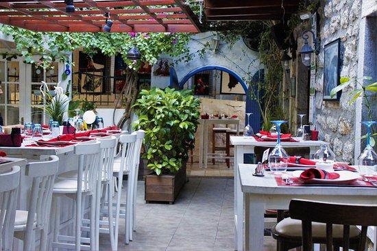 La Pasion Restaurant : La Pasion