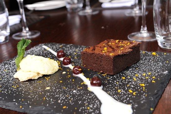 Barnham Broom, UK: Chocolate Nemesis