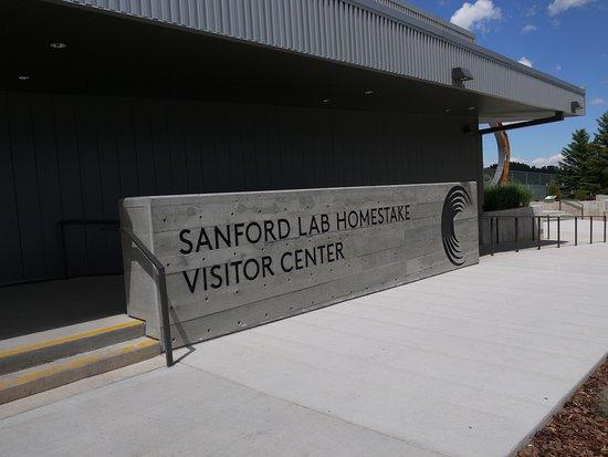 Lead, Dakota del Sud: Visitor Center
