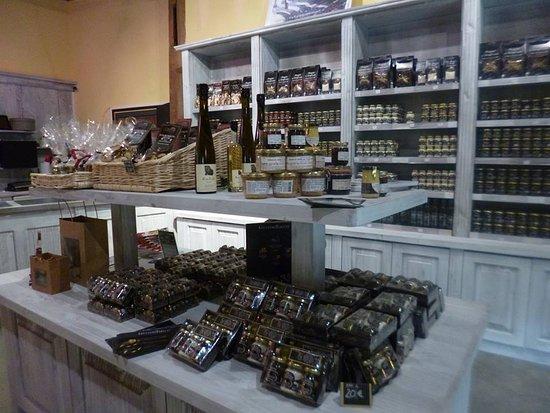 Truffissimo, La Boutique de la Truffe