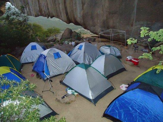 Venturosa, PE: Camping