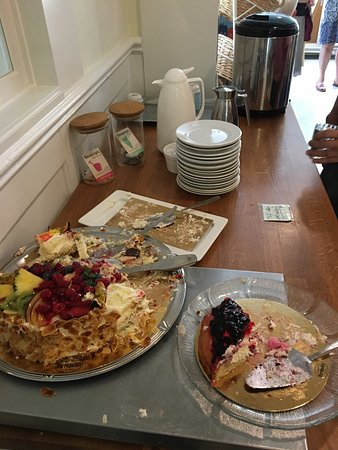 Conditori nordpolen lunch