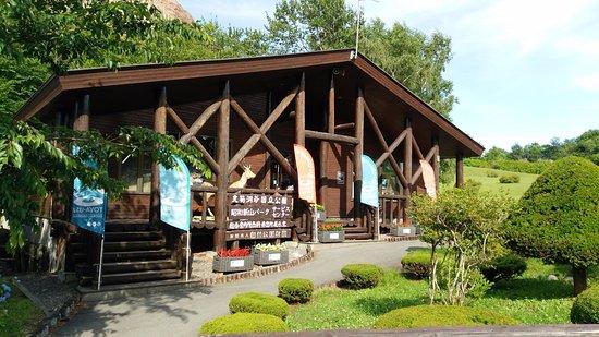 Sobetsu-cho, Japón: 昭和新山パークサービスセンター