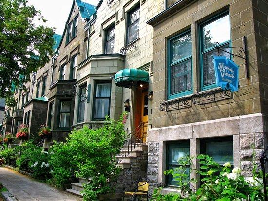 Hotel Manoir de la Terrasse: Weekend perfect getaway in Quebec