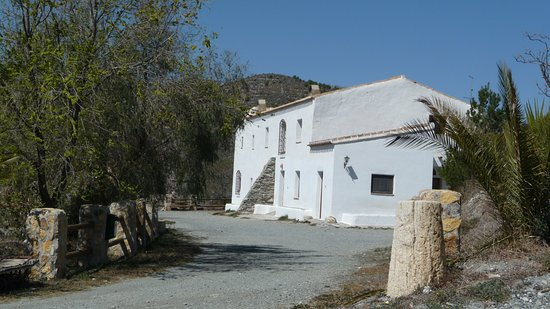Taberno, Испания: Entorno natural