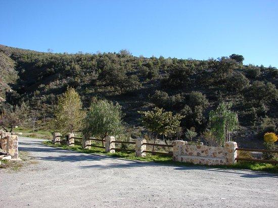 Taberno, Spagna: Entorno natural