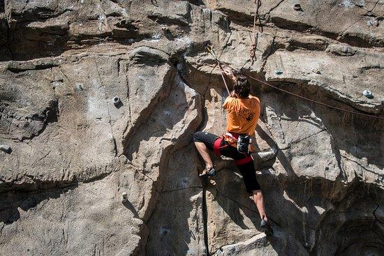 Rocódromo de Ordino / Mur d'escalade d'Ordino