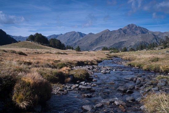 Ordino, Andorre : Parque natural de los Valles de Sorteny / Parc naturel des Vallées de Sorteny