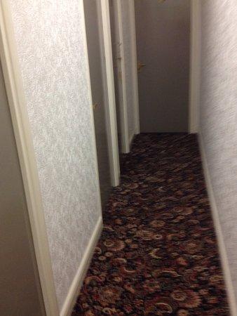 Mayfair Hotel: Ha estado bien, el servicio muy bueno, pero algo raro el Hotel.