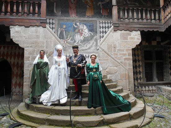 Fenis, İtalya: descendentes da família