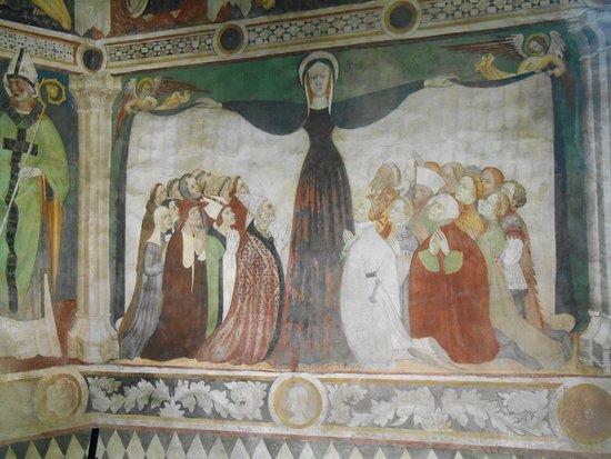 Fenis, İtalya: madonna