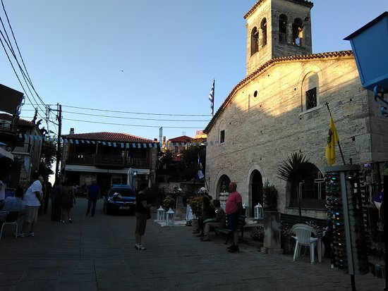 Church Agios Dimitrios