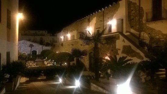 La Fortezza Hotel Residence: entrata