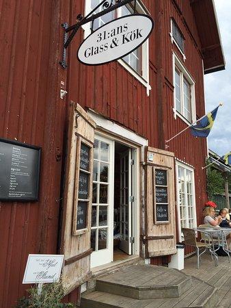 Odeshog, Szwecja: 31 Ans Glass Och Kok