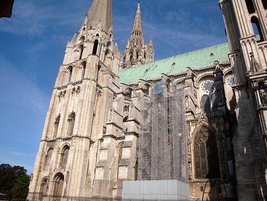Cathédrale de Chartres : cathédrale