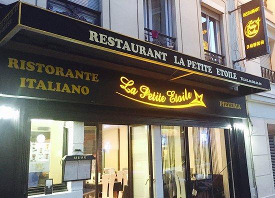Levallois-Perret, Francia: façade
