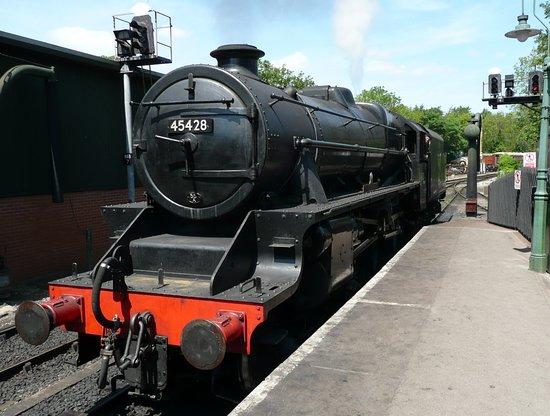 Pickering, UK: Steam on the NYMR.