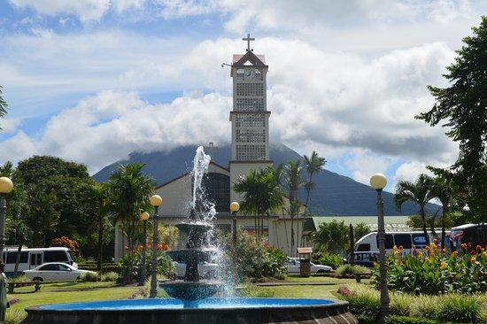 Iglesia de La Fortuna de San Carlos