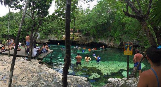 Cenote Azul: photo0.jpg