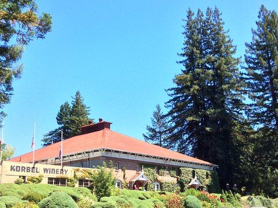 Guerneville, Californië: Tour this building