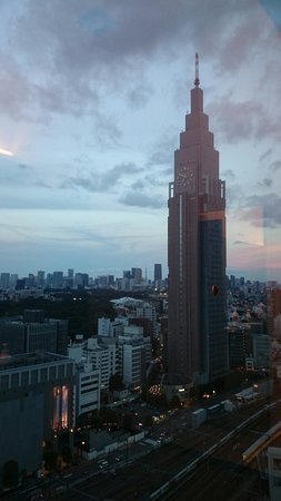 Hotel Century Southern Tower: 19階からの眺めです