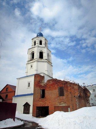 Церковь Московских Чудотворцев