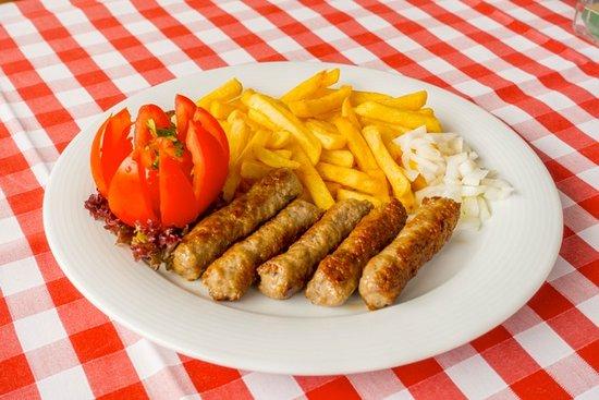 Restaurant Split: cevapcici