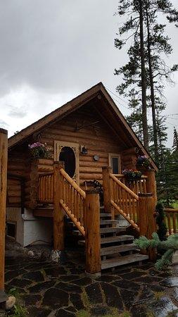 Banff Log Cabin B B Picture Of Banff Log Cabin B B