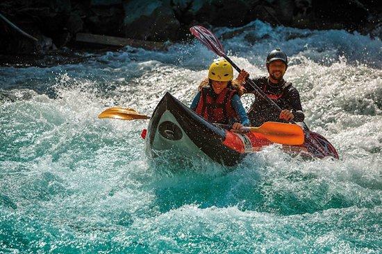 Saint-Beat, Francja: Cano-Raft