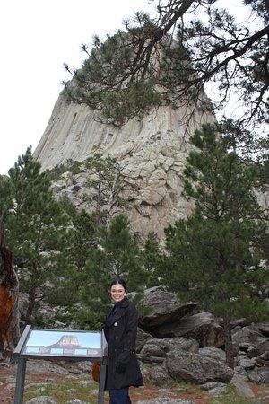 Devils Tower, WY : Natural wonder!