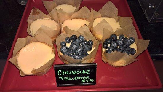 Merrimack, NH: cheesecake