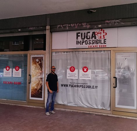 Fuga Impossibile Escape Room