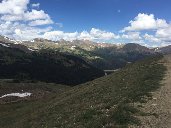 Keystone, CO: View from the top