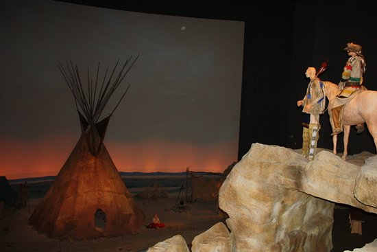 Buffalo Bill Historical Center: wild west