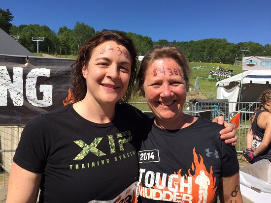 Dover, VT: Tough Mudder