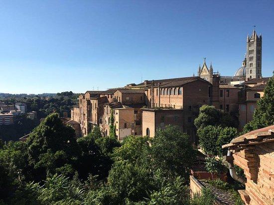 Hotel Duomo: Vista da Sacada